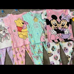 Disney PJ bundle